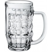 Beer mugs Malles, Bormioli Rocco - 370ml, 0,3l CM (6pcs)