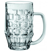 Beer mugs Malles, Bormioli Rocco - 475ml, 0,4l CM (6pcs)