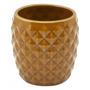 Tiki mug pineapple, brown - 400ml (4 pcs.)
