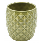 Tiki mug pineapple, green - 400ml (4 pcs.)