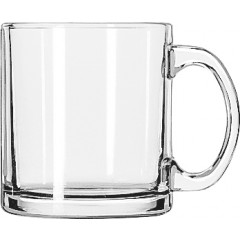 Glass mug, Warm Beverages Libbey - 385ml (12pcs)