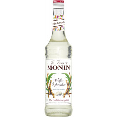 Cane sugar white - Monin Syrup (0,7l)