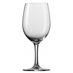 6 Glasses - Water goblet, Santos, 410ml with 0,1l calibration mark