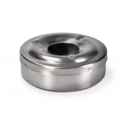 Wind ashtray - stainless steel (11cm)
