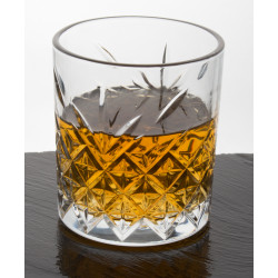 Whisky glass Timeless, Pasabahce - 355ml (12 pcs.)